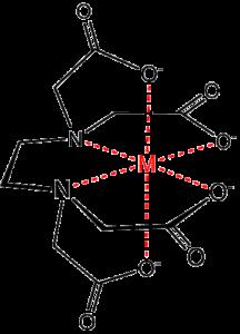 Хелат - органическое вещество, удерживающее ион